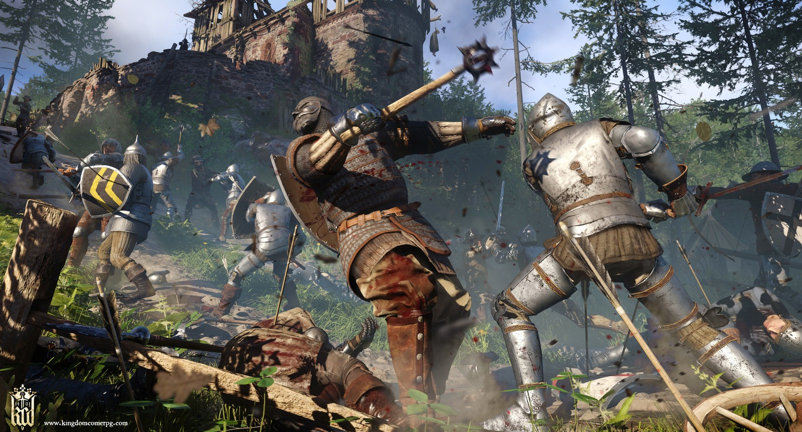 Test Kingdome Come Deliverance Lageekroom Blog Gaming DLC